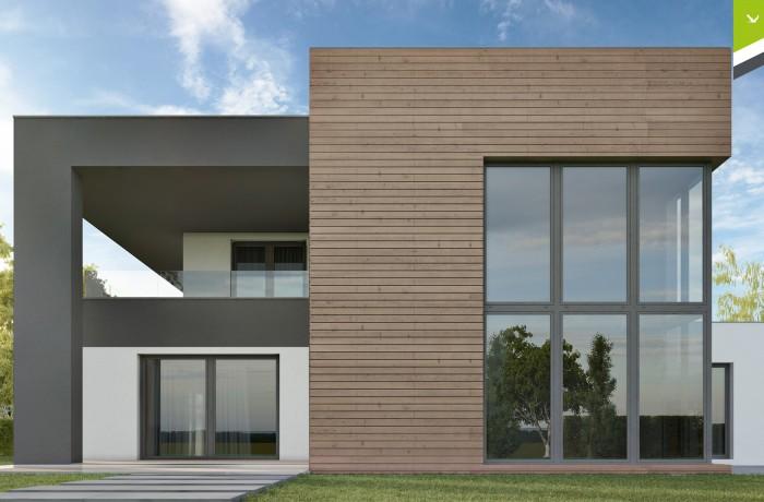 Flachdach 189 m²