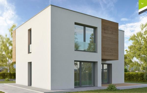 Flachdach 114 m²