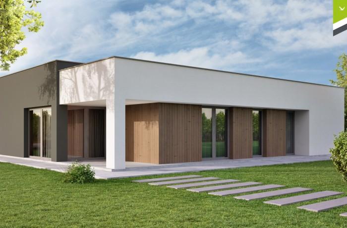 Bungalow 116 m²