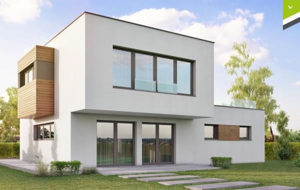Flachdach 121 m²