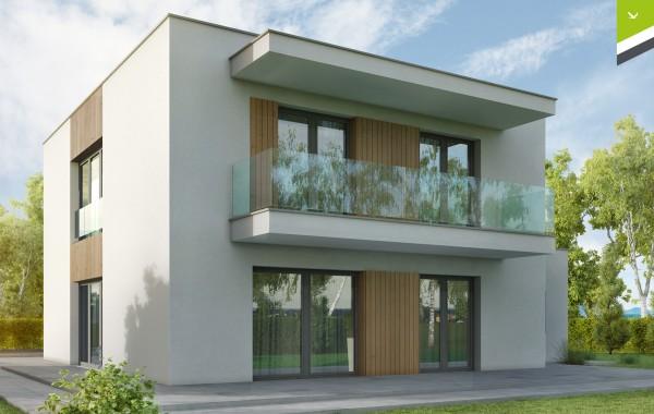 Flachdach 135 m²